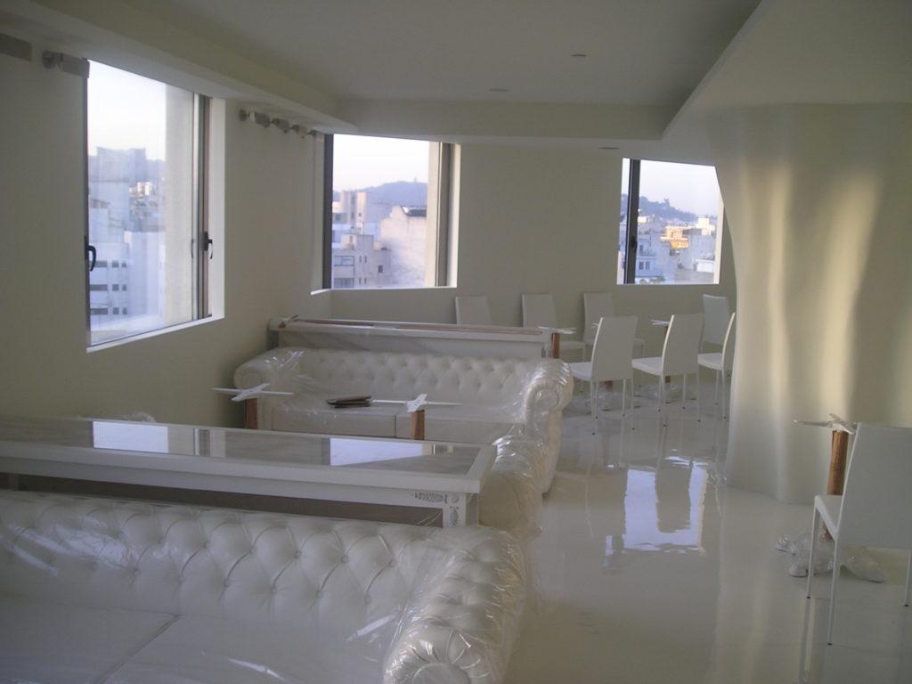 Epoxy Floor Coatings >> Working with White Epoxy Floor Coatings | LearnCoatings