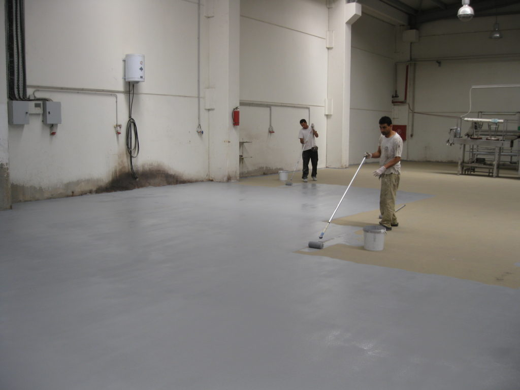 7 Things that I have Learnt from Managing Epoxy Flooring Projects